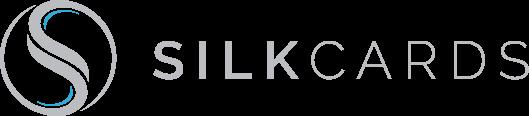 SILKCARDS logo